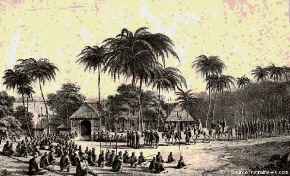 Diponegoro War, the Most Costl...